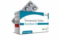 Iverheal-12 Ivermectin 12mg Tablets