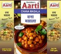 Chana Masala, Packaging Size: 100 G, Packaging Type: Box