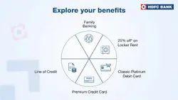 HDFC Saving Account Service