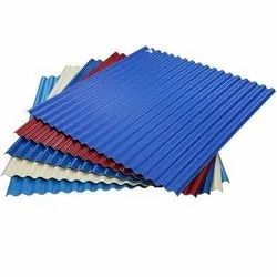 TATA Colored Corrugated Roofing Sheet