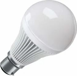 Plastic Cool daylight Pintron LED Bulb, For Indoor, Base Type: B22