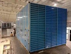 Air Washer Evaporative Cooling Units ASU