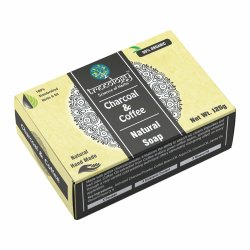 Charcoal & Coffee Natural Hand Made Soap