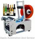 Manual Bottle Labeling Machine