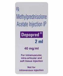 Depo Medrol Methylprednisolone 40 mg