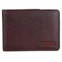 Hammonds Flycatcher RFID Protected Genuine Leather Slim Money Clip Wallet