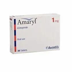 Amaryl (Glimepride Tablets)