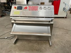 Horizontal Nozzle Type Chamber Less Vacuum Packing Machine (4 Nozzle)