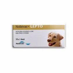 Nobivac Lepto For Hospital, Packaging Type: Vial