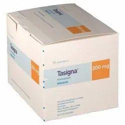 Nilotinib Tasigna 200 Mg Capsules, Novartis India Ltd