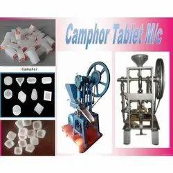 6 Tablet Kapoor Making Machine
