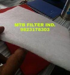 Panel Air Filter Cloth