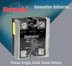 Single Input Dual Output Solid State Relays
