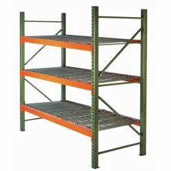 Iron Shelving Rack