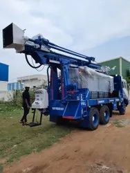 DTH 300 Drilling Rig High Efficiency Water Well Rig