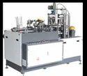 Three Phase Paper Cup Making Machine,