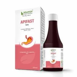 Indigestion / Gas Care Syrup 200ml.