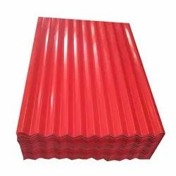 Color Coated Galvalume Roofing Sheet
