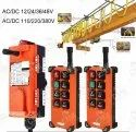 F21-2S Industrial Overhead Crane Radio Remote Control