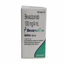 BEVAREST (Bevacizumab 100mg,400mg)