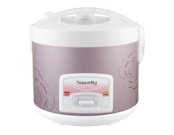 NB19020 Nouvetta Deluxe Electria Rice Cooker 1.8 Ltr, 700W