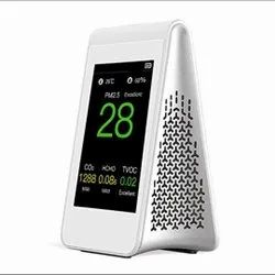 Multifunction 8 in 1 Indoor Air Quality Meter Detecting PM2.5 PM0.3 PM10 CO2 TVOC Temperature
