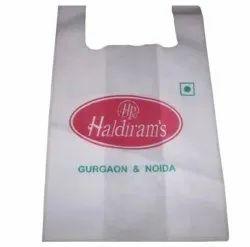 U Cut Printed Non Woven Bag