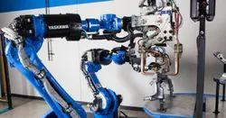 Spot Welding Robots