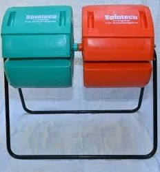 Twin Drum Composter 60 Ltr ( 30 + 30)