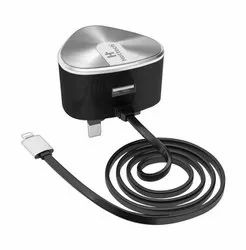 Hottech Single USB Adaptor With IOS Cable