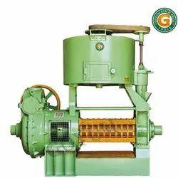 Groundnut Screw Oil Press