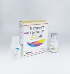 Meropenem Injection Ip 1 Gm