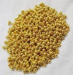Round Plastic CCB Beads