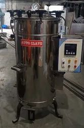 Autoclave - Vertical Foot Lifting