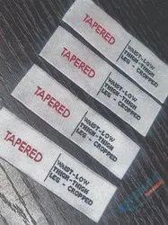 Cloth clothing tags