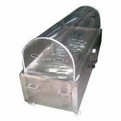 Mortuary Cabinet For Single Body