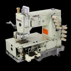 4 Needle Elastic Attaching Machine