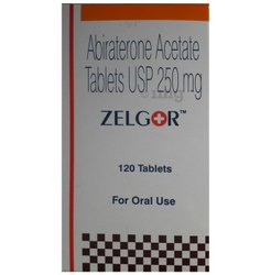 Zelgor Abiraterone 250 Mg Tablets