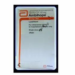 Ambihope (Liposomal Amphotericin-B Injection IP)