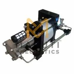 Automatic Oxygen Gas Booster