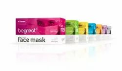 Disposable Face Mask Box Printing With High Quality