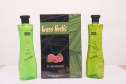 Green Black Grass Herb Hair Dye, Packaging Size: Box