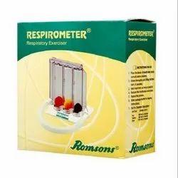 Romsons Three Ball Respirometer