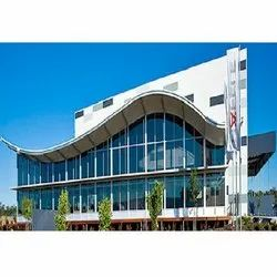 Corporate Office Building Construction Consultancy Service