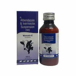 Albendazole 25 Mg Ivermectin 0.8 Mg