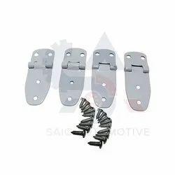 Front Door Hinges Bracket With Screws 16 Pcs For Suzuki Samurai SJ410 SJ413 SJ419 Sierra Santana