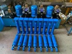 Automatic Hydraulic Cylinder