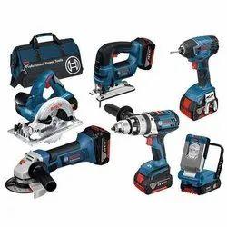 博世电动工具,用于施工