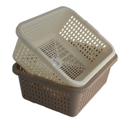 Plastic Kitchen Crate