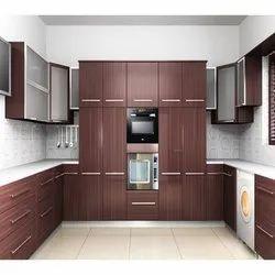 Modern Godrej Modular Kitchens